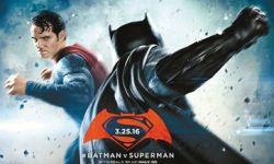 口碑两极的猛片《蝙蝠侠大战超人:正义黎明》成功突围