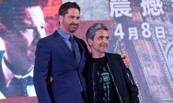 好莱坞灾难视效大片《伦敦陷落》在京举办首映发布会