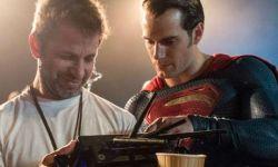 """导演扎克·施耐德和""""超人""""亨利·卡维尔有望再拍单独的蝙蝠侠电影"""