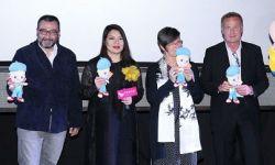 北京电影节意大利单元开幕 《阿依达》主创来华