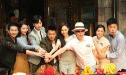 4D美食电影《锋味江湖之决战食神》在广东佛山开机