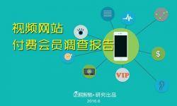 中国视频网站付费会员调查报告  按月购买成习惯