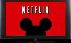 Netflix成迪士尼电影独家合作伙伴