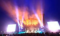 豪车沙滩美女 酷6将再度直播海葵音乐节
