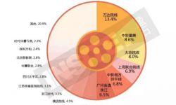 国内178个影院品牌格局全分析:六大品牌分食半壁江山 2/3定位中高档