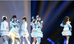青春无敌!SNH48登台1031魅族天猫魅蓝之夜