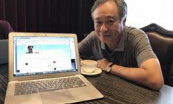 李安导演作客微访谈与广大网友进行问答互动