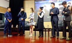 《老九门番外》粉丝见面会在浙江大学举行