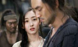人气小花旦蒋梦婕出席《三少爷的剑》发布会及首映礼