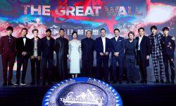 《长城》缔造属于中国人的国际大片  37国主创齐聚只为张艺谋