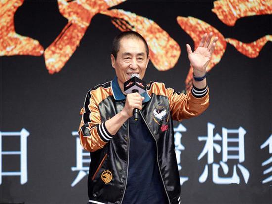 电影《长城》导演张艺谋:是时势造英雄,不是因为我了不起