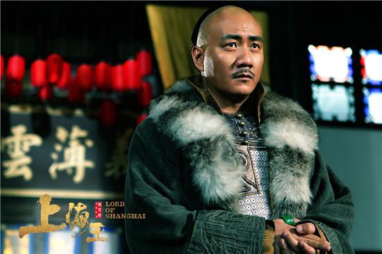 电影《上海王》缘起预告 胡军凤小岳秦昊掀血雨腥风