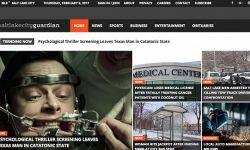 为了推广电影 二十世纪福斯建立了一系列假新闻网站