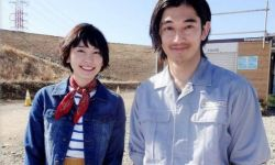 电影《Mix》确定今年秋季上映  新垣结衣和瑛太笑容满面