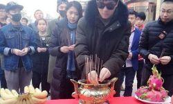 电影《玲珑井》在山东淄博开机  罗翔加盟主演
