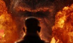 电影《金刚:骷髅岛》:金刚怒砸飞机 与人类火海交锋残酷对决