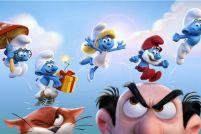 电影《蓝精灵3》发布定档预告片:蓝精灵格格巫宿敌再相遇