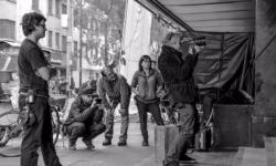 奥斯卡最佳导演阿方索卡隆新电影《Roma》在墨西哥杀青