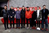 张艺谋导演三国题材电影《影》湖北襄阳开机拍摄