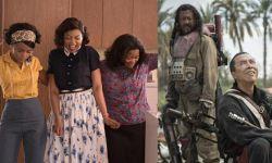 少数族裔成美国电影院常客   好莱坞肤色壁垒依旧存在