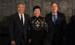 华纳兄弟公司庆祝北京办公室开幕