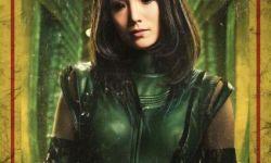 电影《银河护卫队2》角色海报:延续缤纷色彩风格