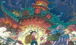 中国风动画《鬼列车》与其导演景绍宗的动漫之路