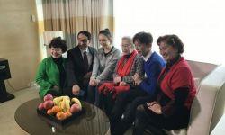 电影《订制爱情》上海热拍  导演陈星池讲述唯美爱情故事