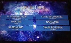 《三体Ⅲ:死神永生》提名雨果奖,刘慈欣有望再度折桂