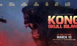 电影《金刚:骷髅岛》票房破10亿夺冠  三部国产片难敌
