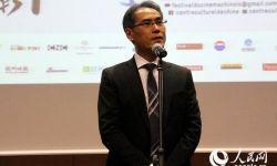 第七届法国中国电影节新闻发布会在巴黎中国文化中心召开