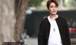 电影《胡杨的夏天》片方发布男主角朱一龙海报