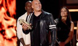 《美女与野兽》和《怪奇物语》笑傲2017年MTV影视奖