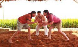 阿米尔·汗揭秘《摔跤吧!爸爸》幕后:先增肥再减肥