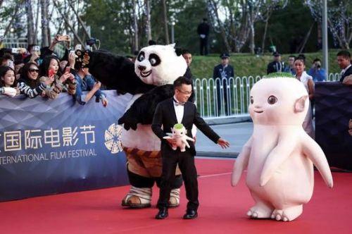 (中国重工业电影的代表《捉妖记》票房24.4亿元,位列国产电影票房排名第二。图/视觉中国)