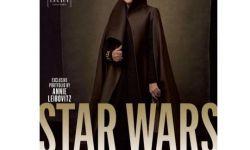 《星战8》主演登上著名杂志《名利场》的封面