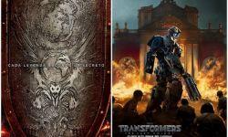 电影《变形金刚5:最后的骑士》公开日本预告