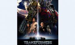 《变形金刚5:最后的骑士》官方再次公开新海报