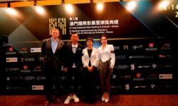 杨千嬅担任第二届澳门国际影展暨颁奖典礼明星大使