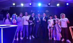 腾讯影业在上海外滩罗斯福公馆举办2017腾讯影业之夜答谢酒会