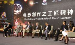 """2017《好莱坞工匠》中美影视分享会探讨""""匠心精神"""""""