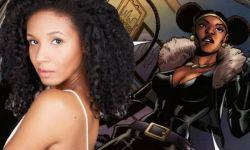 好莱坞女星Nabiyah加盟漫威新作《黑豹》