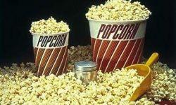 看电影,为何非要吃爆米花?
