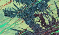 《钢铁镇:龙族之战》发布先导概念海报和三款演员招募海报