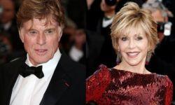 威尼斯电影节授予简方达和罗伯特雷德福终身成就奖