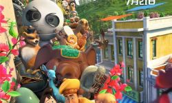 CG技术很复杂投入很大——动画电影《阿唐奇遇》成本8500万