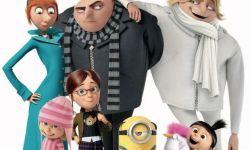 电影《神偷奶爸3》内地上映12天突破8亿元总票房