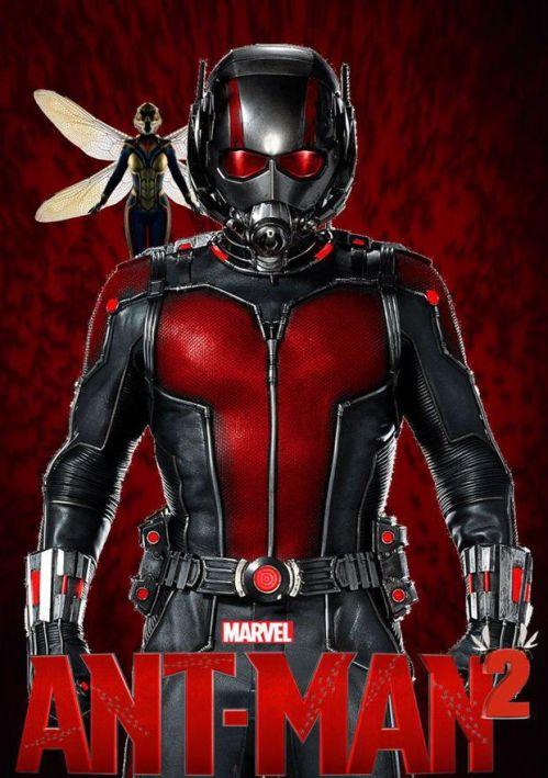《火线警探》男星沃特·戈金斯正式加盟《蚁人与黄蜂女》