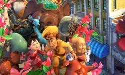 3D动画电影《阿唐奇遇》 主打中国传统文化元素