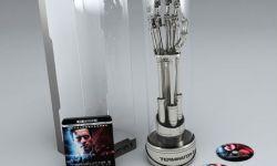 《终结者2》将发行限量收藏版4K套装:含T-800机械手臂模型